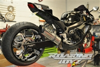 2011-2014 GSXR 600/750 240 Wide Tire Swingarm Conversion Kit