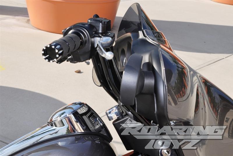 Harley Custom Apehanger Handlebars 12 Inch Ape Hangers