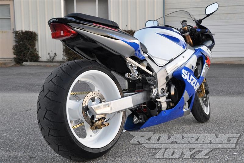 Gsxr 750 Streetfighter Kit