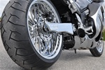 2005-06 GSXR 1000 240 Wide Tire Conversion