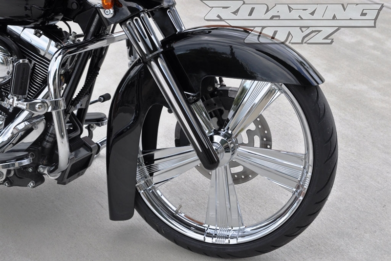 Classic Style 23 Quot Front Fender 23 Inch Front Wheel Conversion Harley Davidson Streetlide