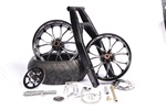 240 Wide Tire Swingarm Conversion Kit