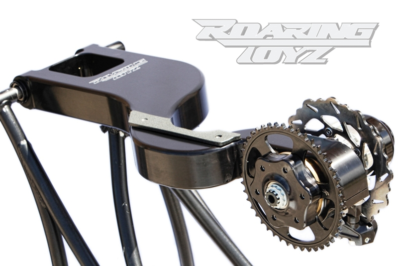 240 Wide Tire Single Sided Swingarm Conversion Kit For BMW ...