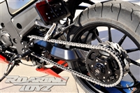 240 Single Sided Swingarm Conversion Kit 06-13 ZX14 Kawasaki Wide Tire Exetnded Custom ZX14R Zx-14 Ninja 2011 2012 2013 Billet Chrome Black Anodized Swing Arm Fat Tire CNC 11 12 13 2006 2007 2008 2009 2010 2018 2017 2016 2015 2014 2013
