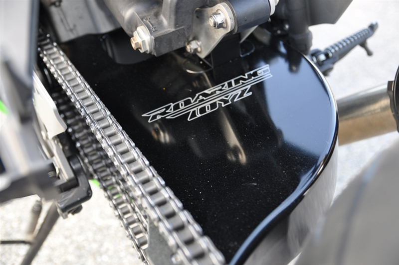 single sided swinging arm on Z1000? - riderforumscom
