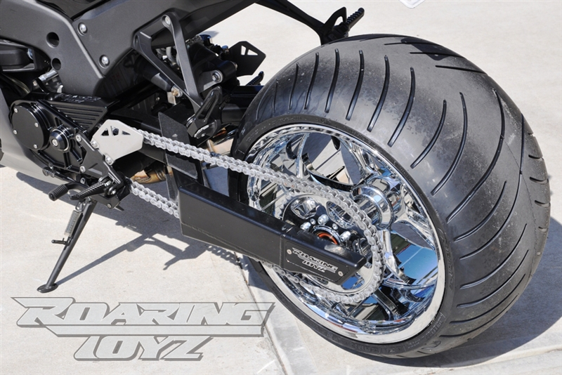 330 Osd 11 13 Kawasaki Zx10 Fat Tire Swingarm Kit 2011