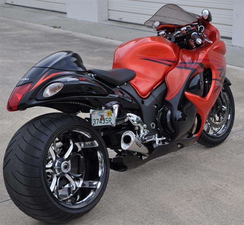 Suzuki Motorcycle Body Kits
