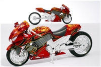 Kawasaki ZX14 1/12th Scale Roaring Toyz Toy