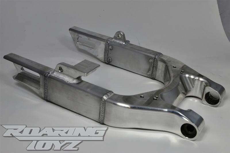 Harley Davidson Custom Dyna Aluminum Swingarm Billet Cnc