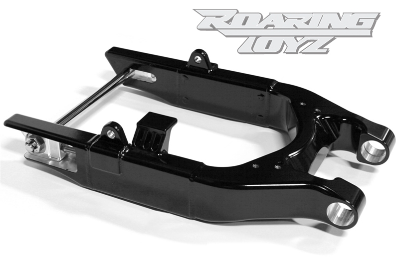 Dyna Aluminum Swingarm Billet CNC Machined Super Glide Low Rider Wide