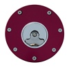 Honda Gas Cap Red Anodized