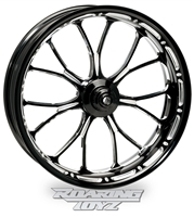 Performance Machine Heathen Forged Aluminum Custom Wheels