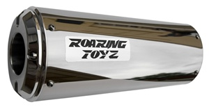 Roaring Toyz 2008-2013  Hayabusa Polished Stainless Bolt On Exhaust