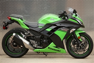 Kawasaki Ninja 300 Lowering Package Kit EX300R EX300 2013 13 2014 14