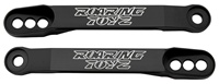 ZX14 ZX14R Billet Lowering Links Black Anodized Kawasaki 2006 2007 2008 2009 2010 2011 2012 2013 2014 2015 Link Dogbones race dragrace custom Ninja