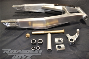 2011-2014 Suzuki GSXR 600 750 Aftermarket Extended Swingarm 2012 11 12 13 Stretched Racing Dragrace Custom