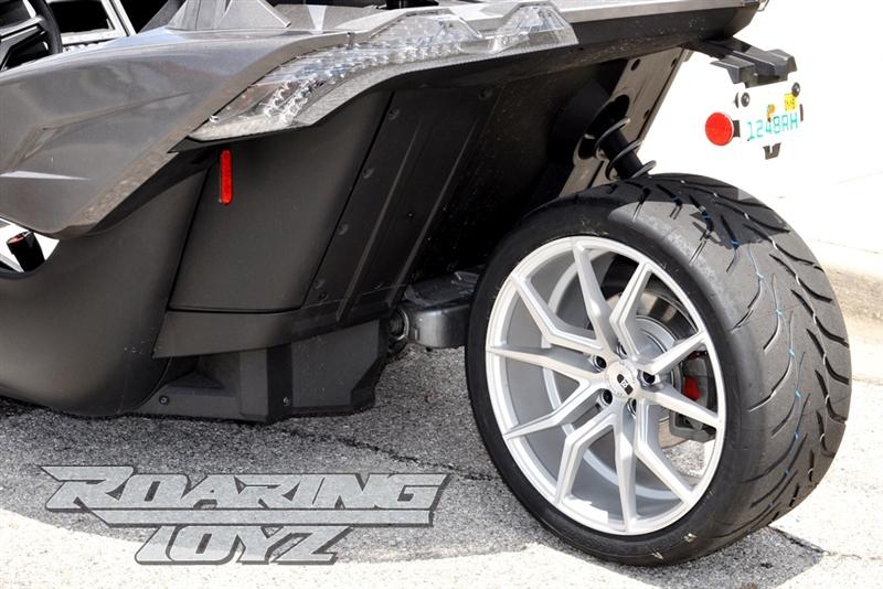 Custom Wheels For Polaris Slingshot 20 Inch Front 20x11