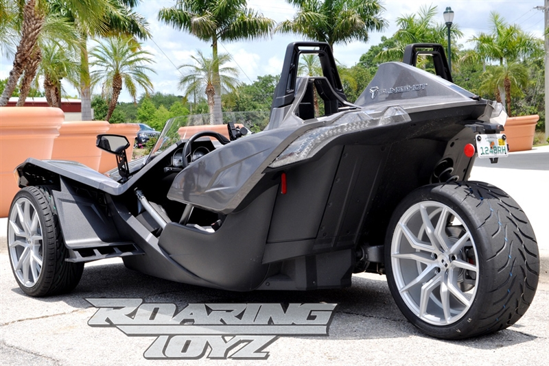 Custom Wheels For Polaris Slingshot 20 Inch Front 20x11