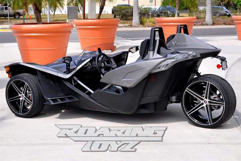 22 Inch Rim And Tire Package >> Custom Wheels for Polaris Slingshot 20 Inch Front 22 Inch ...