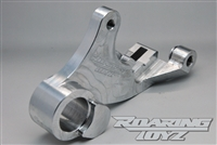 2007-2013 GSXR 1000 and 2008-2014 Suzuki Hayabusa Wide Tire Custom Rear Caliper Hanger Bracket Billet CNC Machined for 220MM Rear Rotor