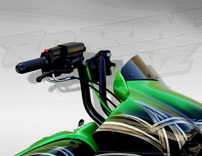 Kawasaki Vaquero Lowering Kit