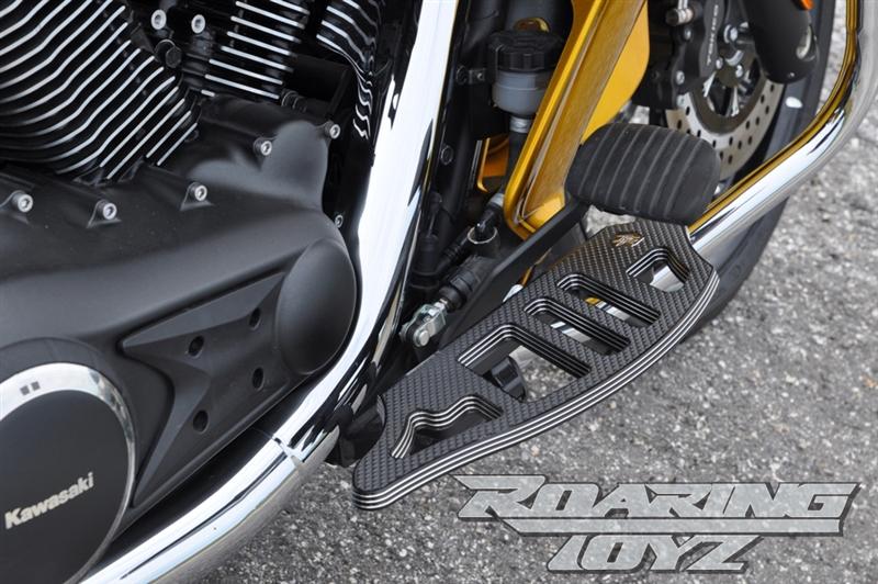 Billet Floorboards Floorboard Pegs Foot Kawasaki Vulcan