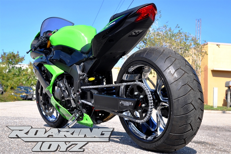 Zx636 240 Wide Tire Swingarm Conversion Kit Kawasaki Ninja