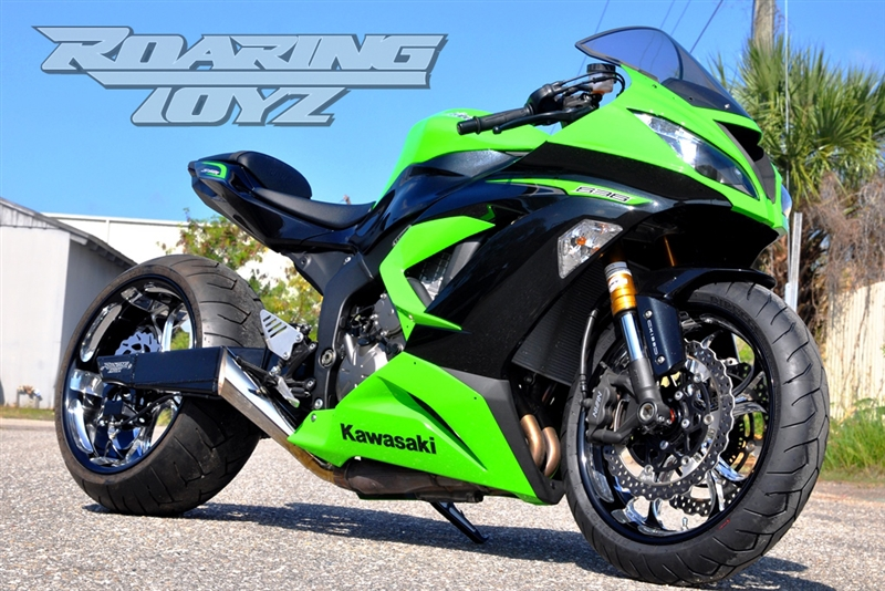 Zx636 240 Wide Tire Swingarm Conversion Kit Kawasaki Ninja
