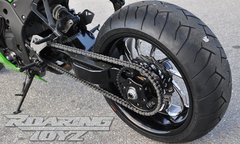 Suzuki Gsxr 1000 240 Single Sided Swingarm Kit For 2005