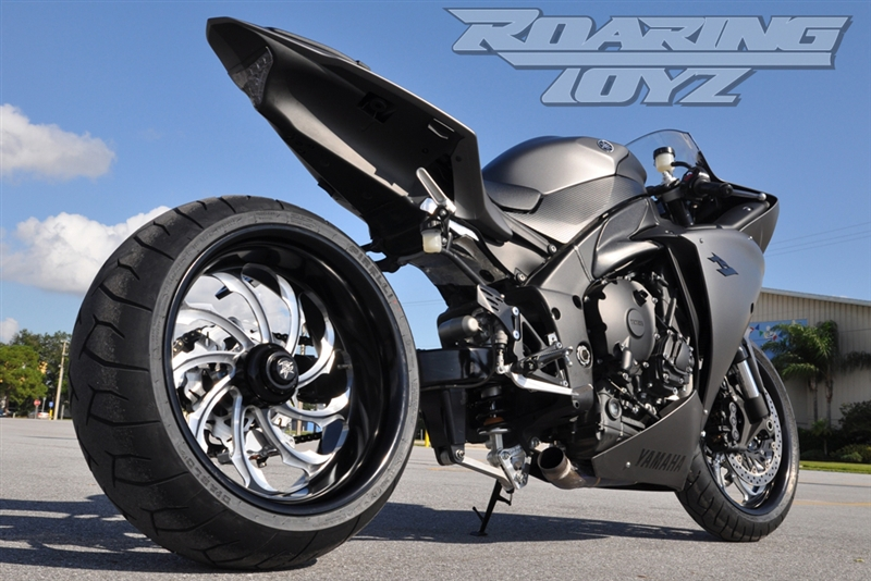 S S S R Up on Yamaha R6 Extended