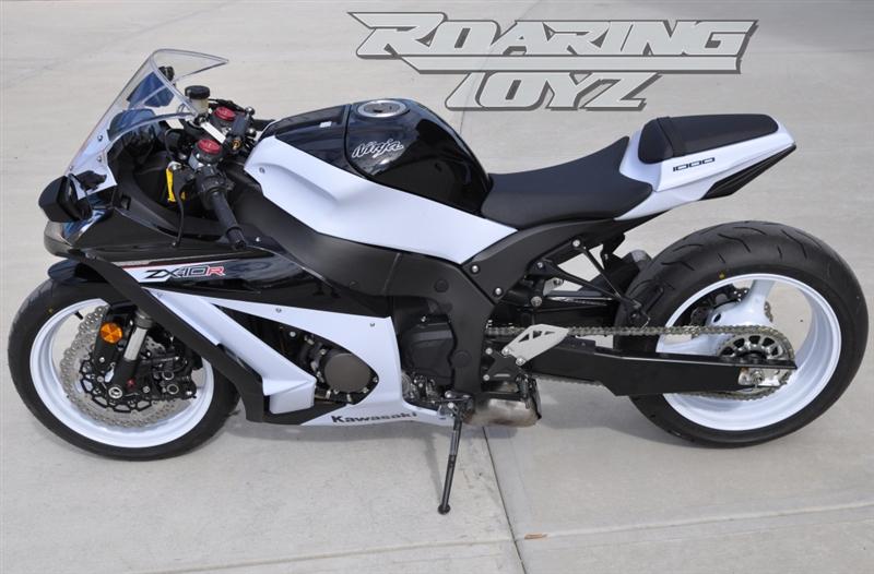 2011, 2012, 2013, 2014, 2015, Kawasaki Ninja ZX10R Custom Aluminum ...
