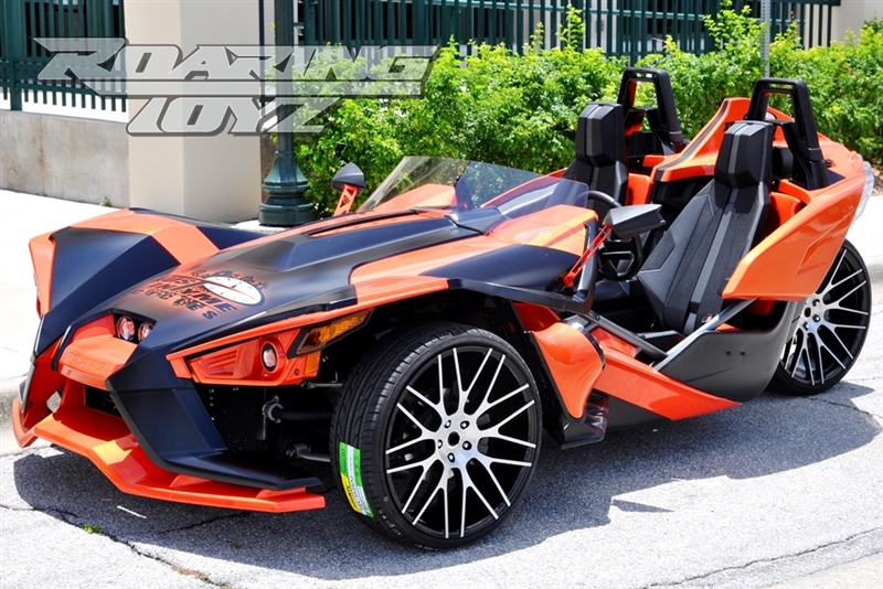 22 Inch Rim And Tire Package >> Custom Wheels for Polaris Slingshot 22 Inch Front 22 Inch ...